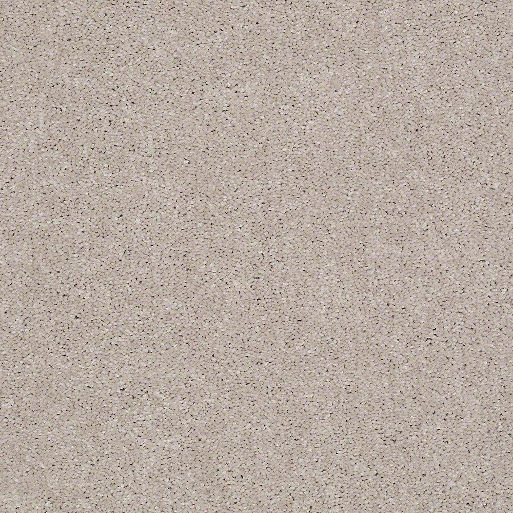 Carpet Sample - Brave Soul I 12 - In Color Tasty Warm 8 in. x 8 in.