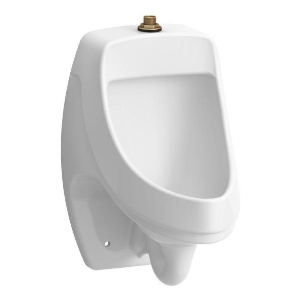Dexter 0.125 GPF Urinal with Top Spud in White