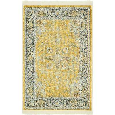 Baracoa Prado Yellow 2' 2 x 3' 0 Area Rug