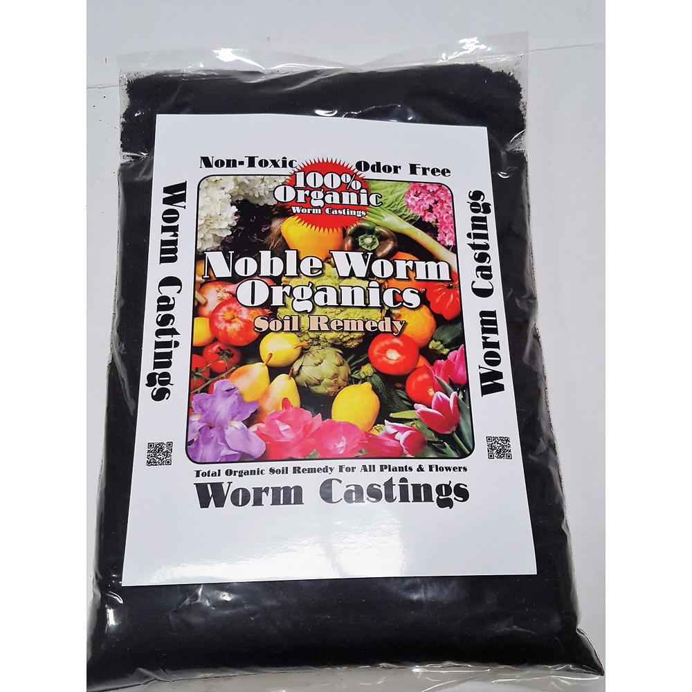 10 lbs. Worm Casting Soil