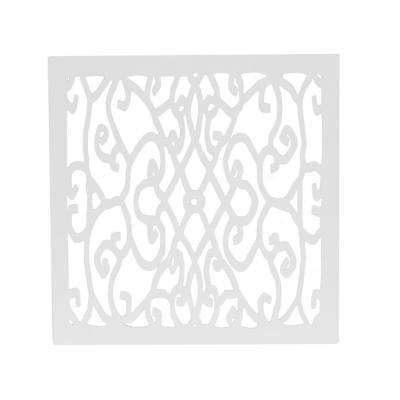 Magnetic Ceiling Vent HVAC Cover - Wine Design 24 in. x 24 in.