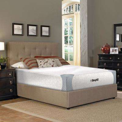Sensura 10 in. Twin Medium Firm Memory Foam Mattress