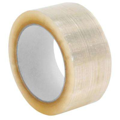 3.0 mil Hot-Melt Sealing Tape 2 in. x 55 yds. Clear (36-Carton)