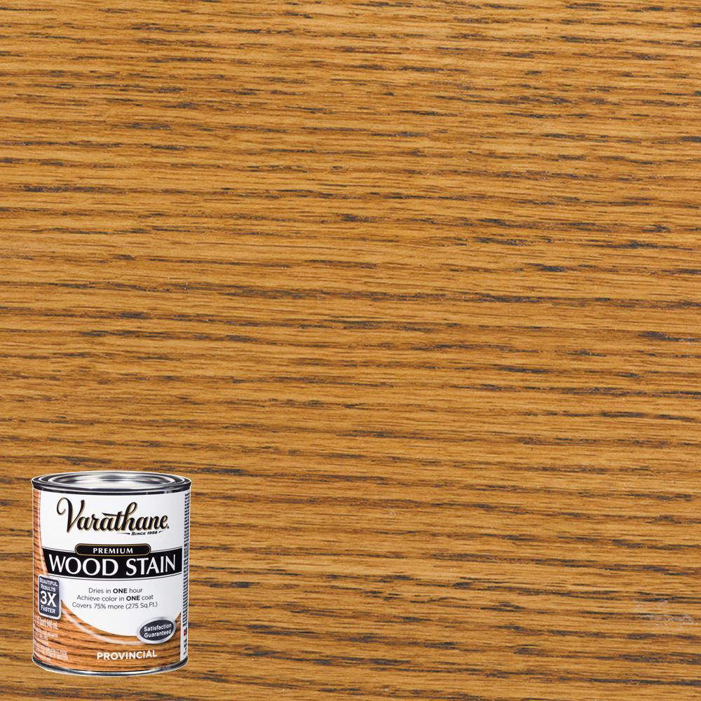 Varathane 1 qt. Provincial Premium Fast Dry Interior Wood Stain (2-Pack)