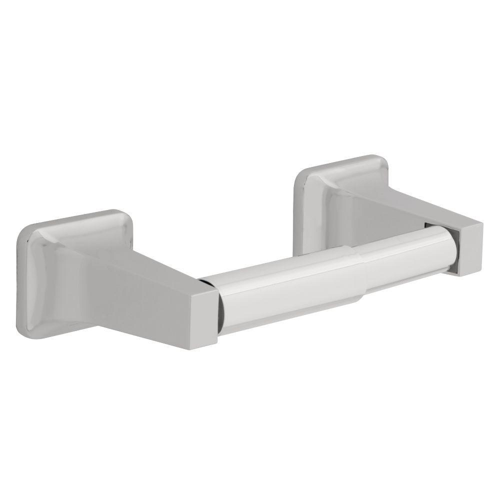 franklin brass futura toilet paper holder in chrome d2408pc the home depot