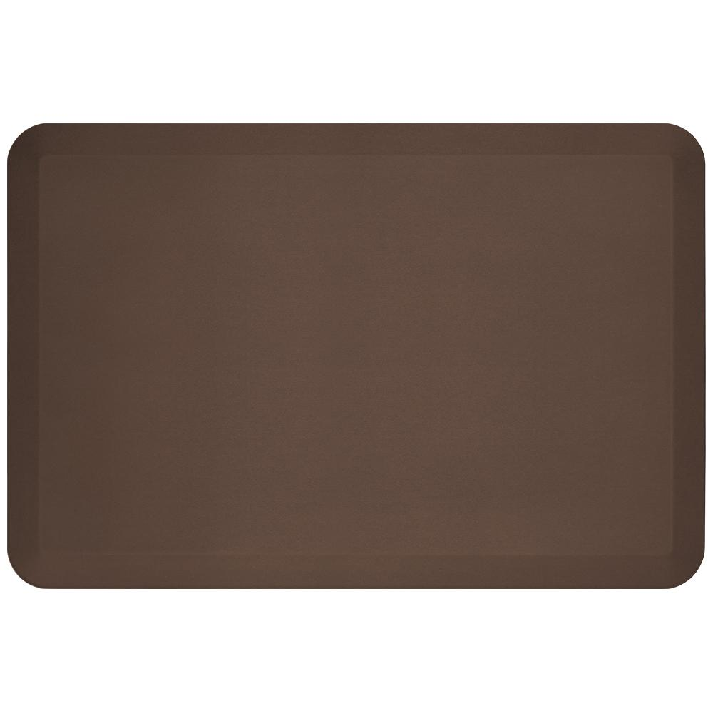Pro Grade Brushed Earth 24 in. x 36 in. Comfort Anti-Fati...