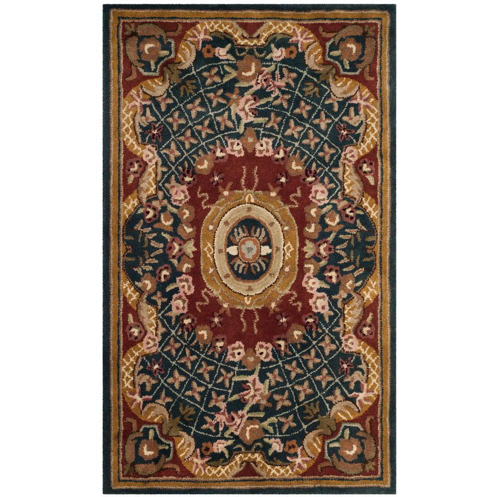 Classic Assorted 3 ft. x 5 ft. Area Rug