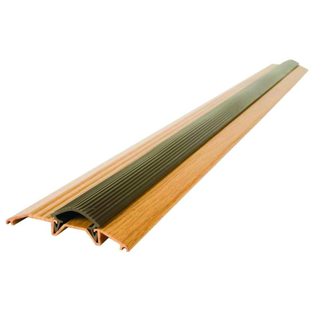 M-D BUILDING PRODUCTS Deluxe Low 3-3/4 in. x 76 in. Metal...