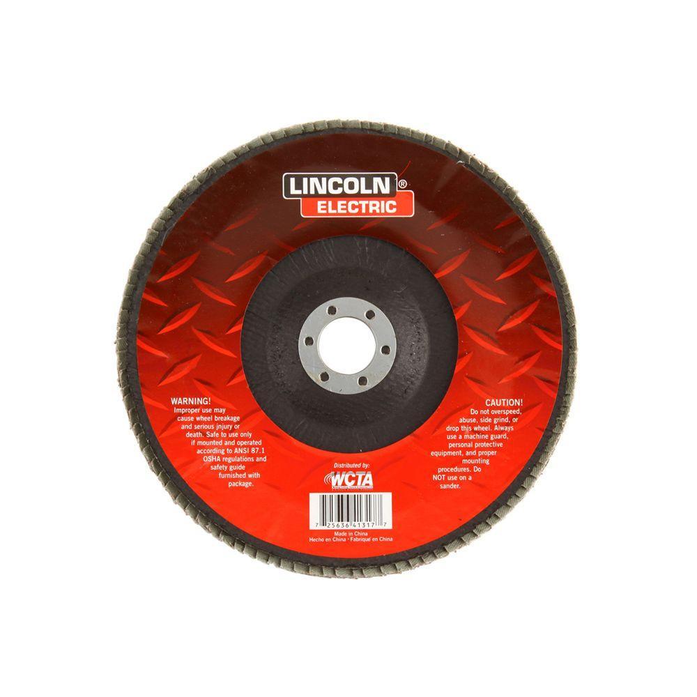 7 in. 80-Grit Flap Disc
