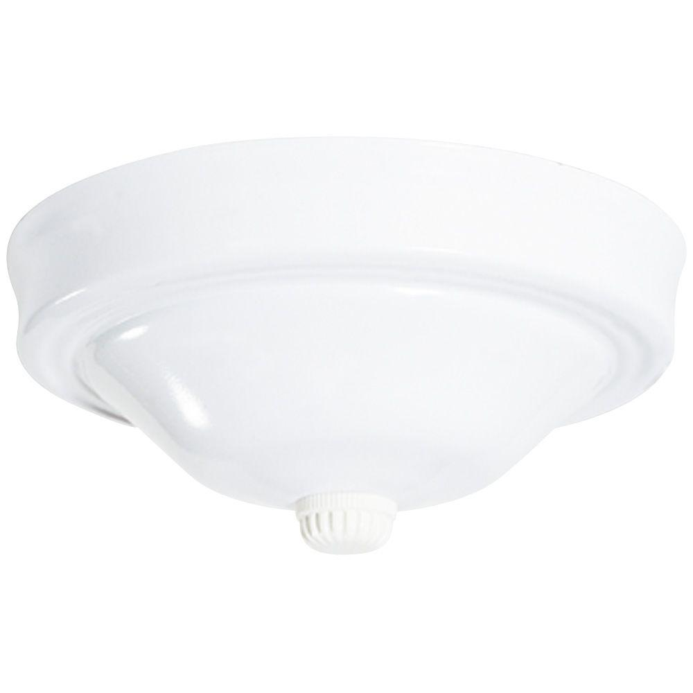 Westinghouse 5 in. White Ceiling Blank-Up Kit