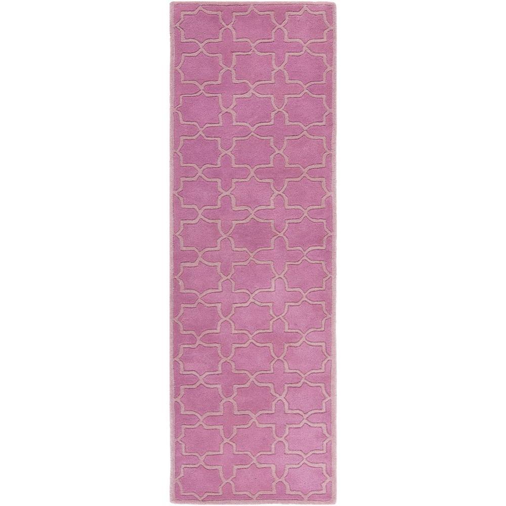 Safavieh Chatham Pink 2 ft. 3 in. x 11 ft. Rug Runner