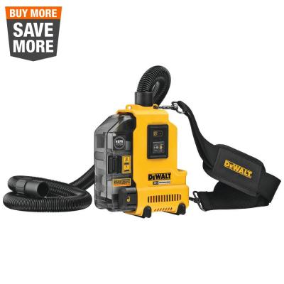 20-Volt MAX Cordless Brushless Universal Dust Extractor (Tool-Only)