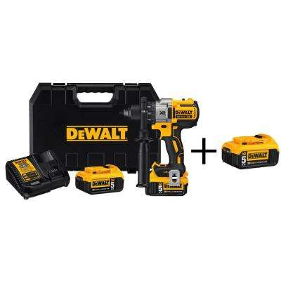 20-Volt MAX Lithium-Ion Cordless 1/2 in. Drill/Driver with Bonus 20-Volt MAX Lithium-Ion Premium Battery Pack