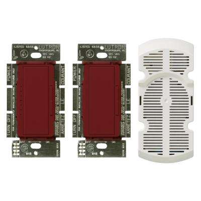 Maestro Multi-Location Fan Control Kit, Merlot