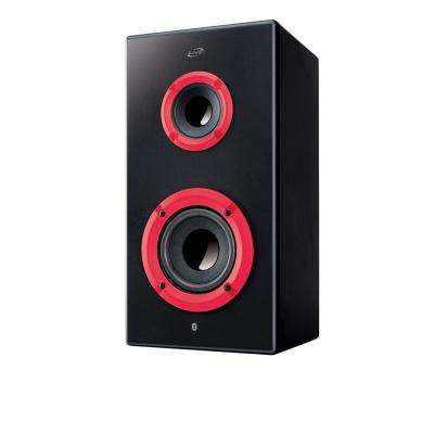 Portable Rechargeable Bluetooth Speaker, Red