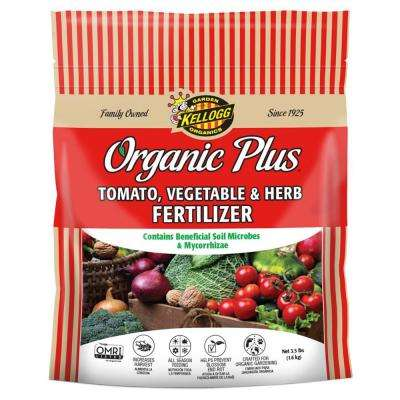 3.5 lb. Tomato Vegetable and Herb Fertilizer