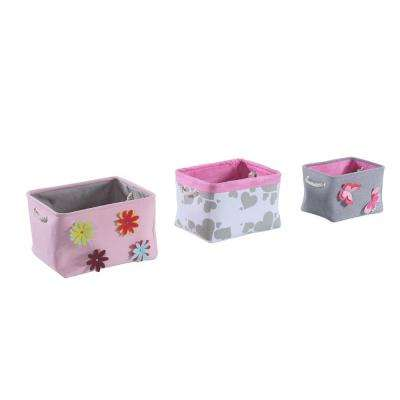 Spring Storage Box Set