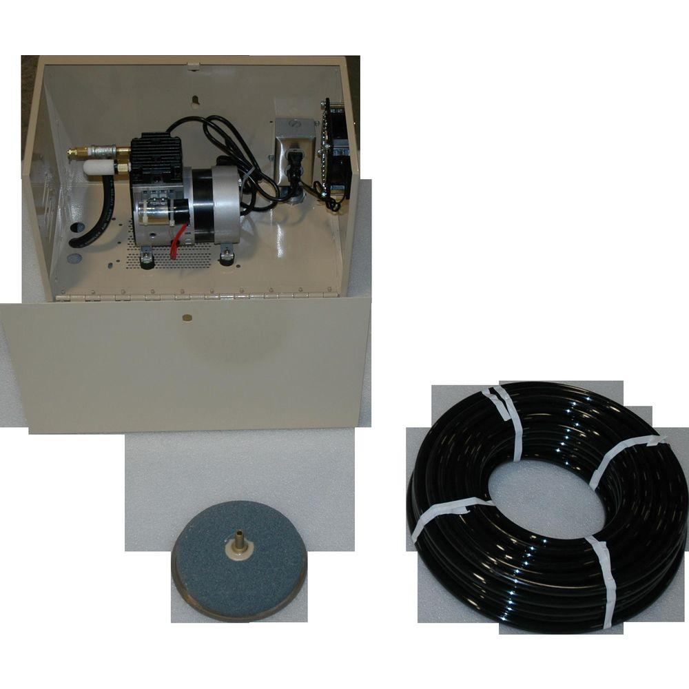OWS Pro 1 Electric Aeration Unit with Accessories