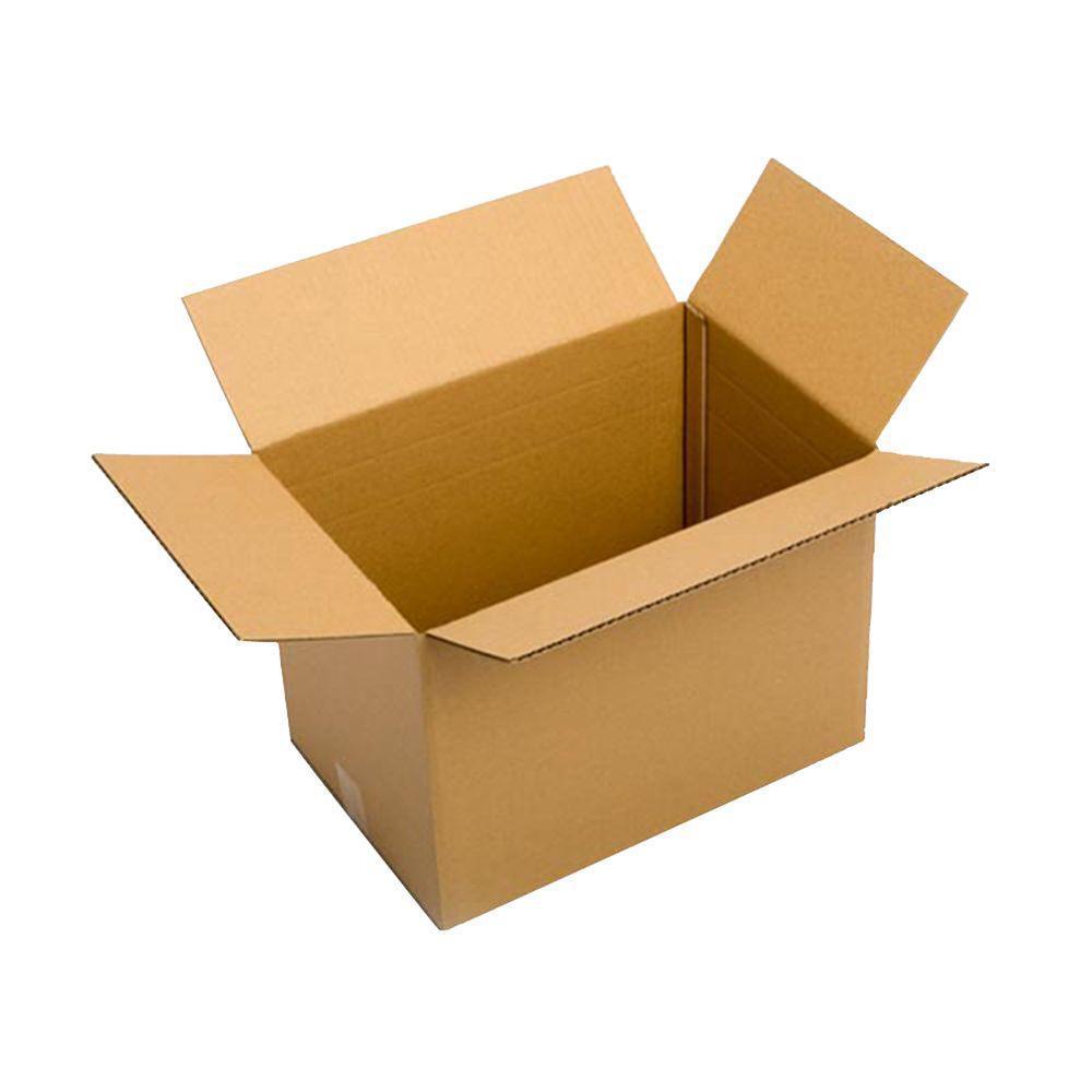 17 in. L x 12 in. W x 12 in. D Multi-depth Moving Box (25-Pack)