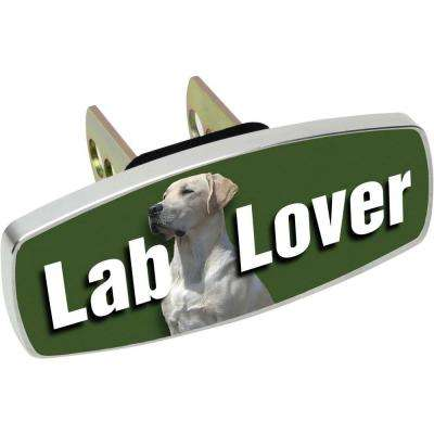 Lab Lover Hitch Cover