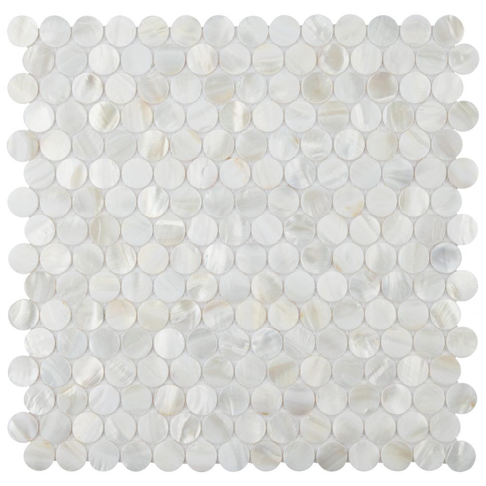 Ivy Hill Tile Mosaic Tile Tile The Home Depot