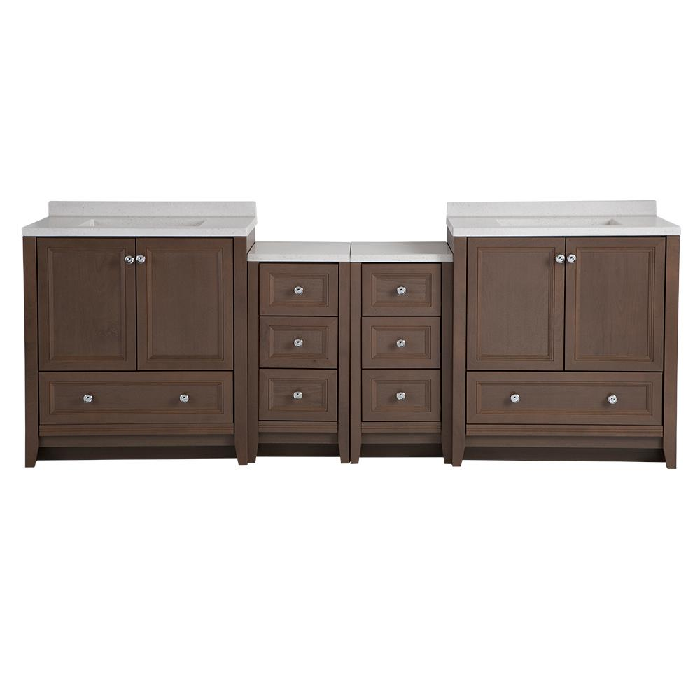 Delridge Bath Suite with 2 - 31 in. W Bath Vanities