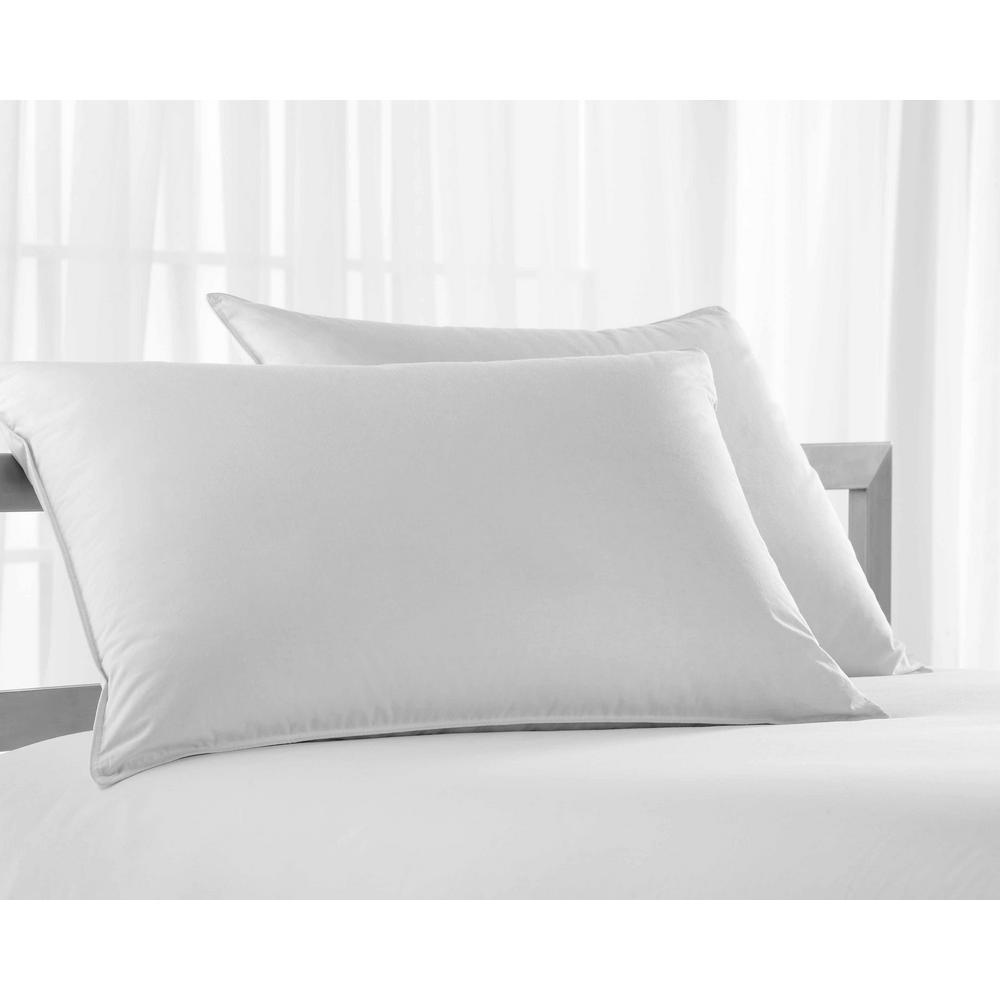 Polyester Standard Pillow (Set of 2)
