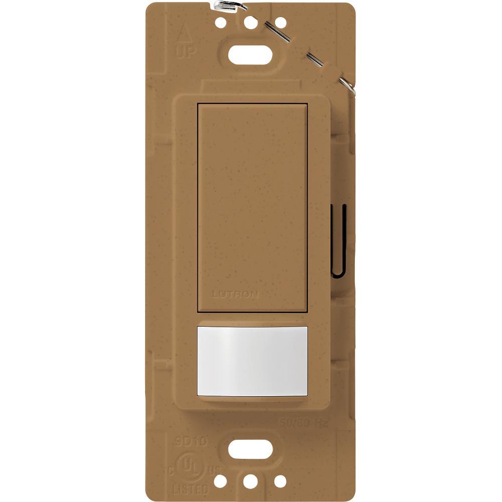 Maestro Motion Sensor switch, 2-Amp, Single-Pole, Terracotta