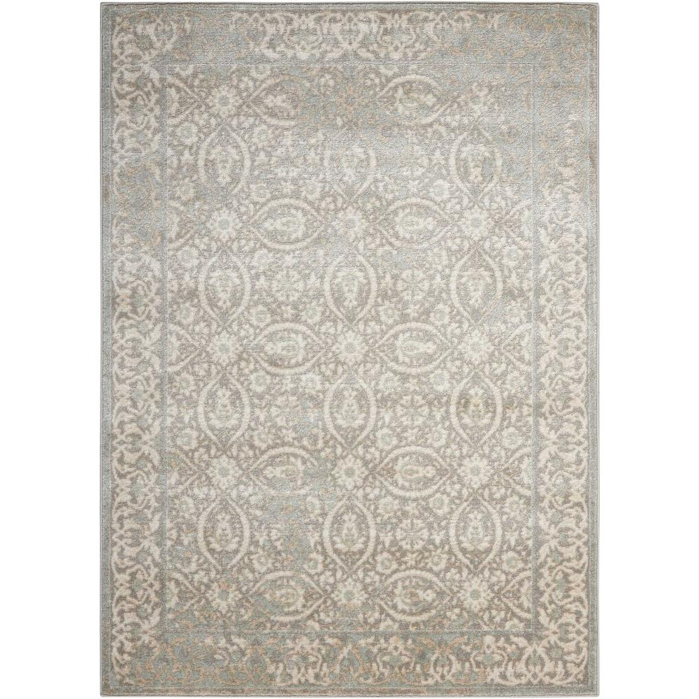Euphoria Grey 2 ft. x 3 ft. Accent Rug