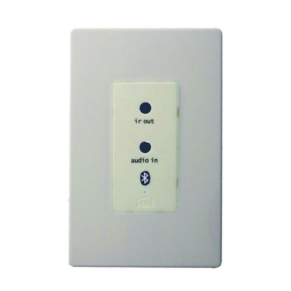 Bluetooth Remote Input Module Color Change Kit in. Ivory