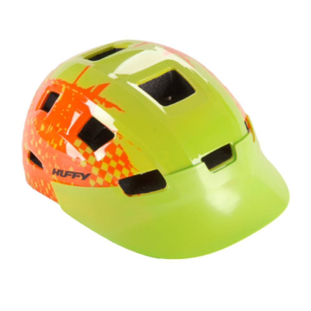 Parkside Adult Cruiser Acid Green Bicycle Helmet