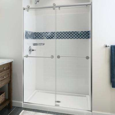 Three piece - Shower Walls & Surrounds - Showers - The Home Depot