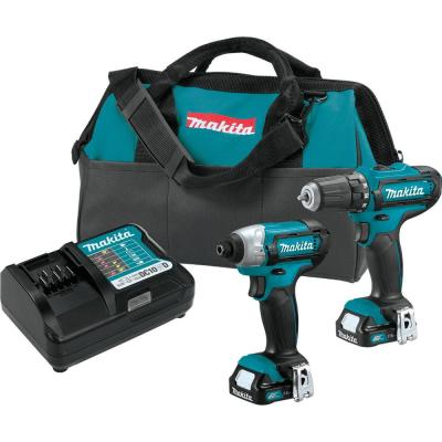 Makita CT226 12V Cordless Combo Kit