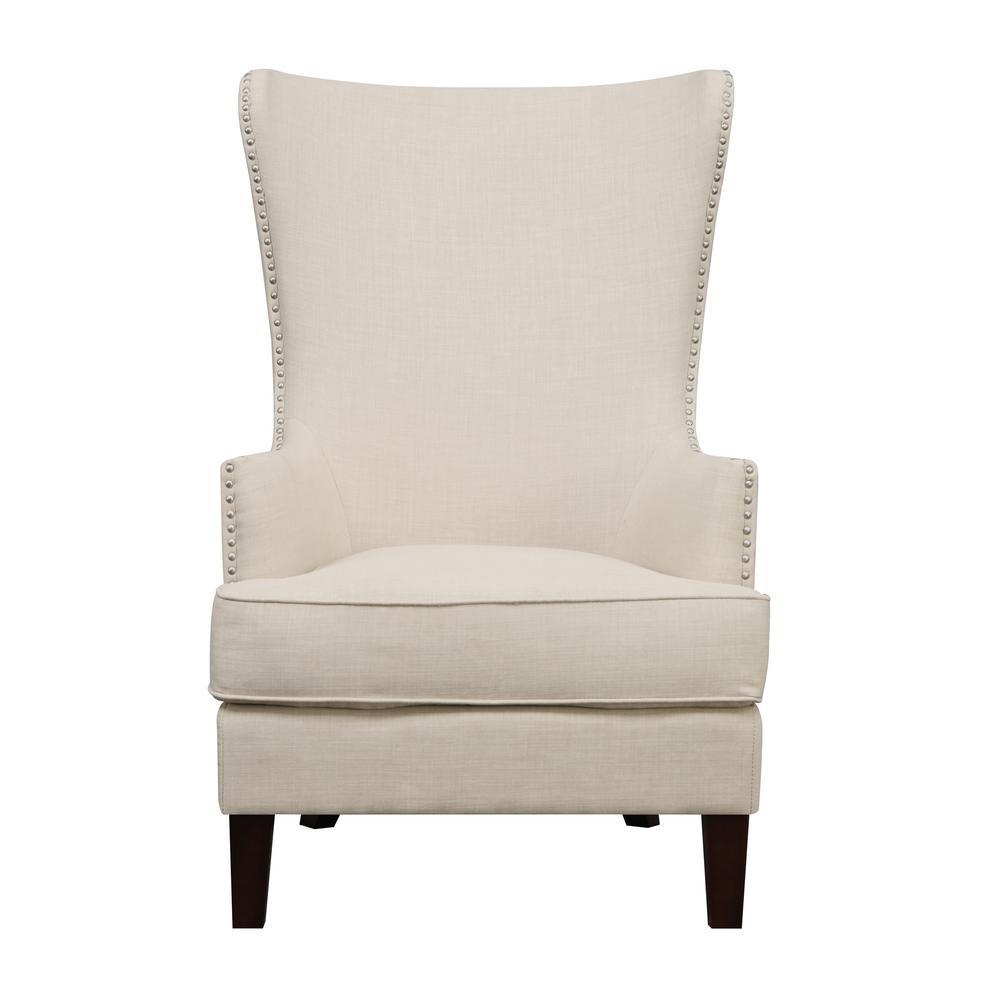 Kegan Natural Accent Chair