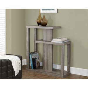 Dark Taupe Console Table