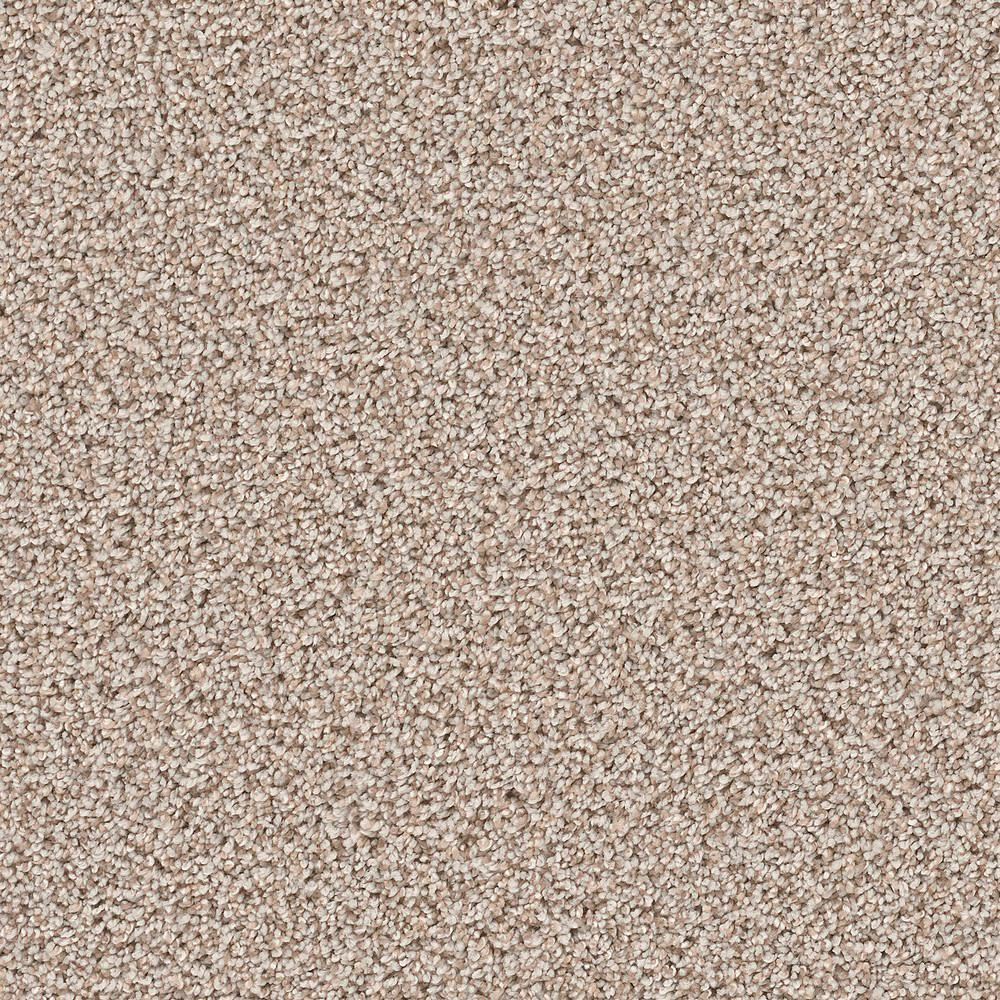 Trendy Threads II - Color Park City Texture 12 ft. Carpet
