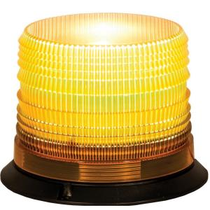 Amber Low Profile Utility Strobe Light