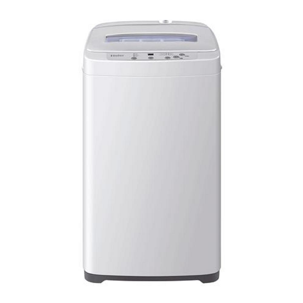 haier stackable washer and dryer. top load portable washer in white haier stackable and dryer y