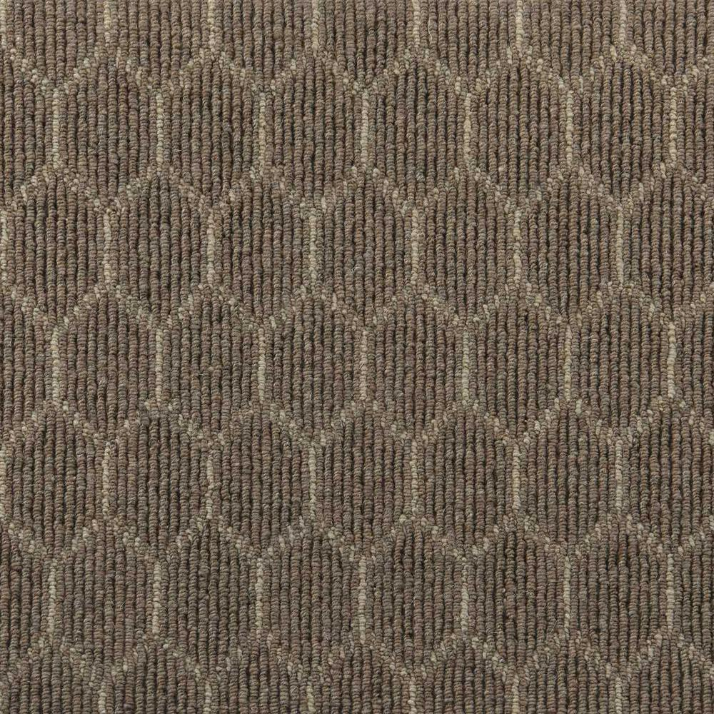 Natural Harmony Entanglement Bark Plains Custom Rug With