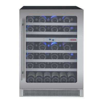 Reserva Series 53-Bottle Dual Zone Wine Cellar