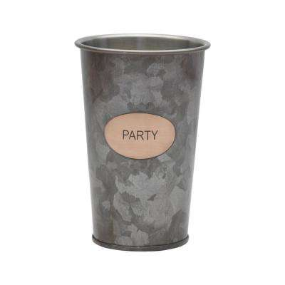 20 oz. Double Wall Galvanized Party Tumbler