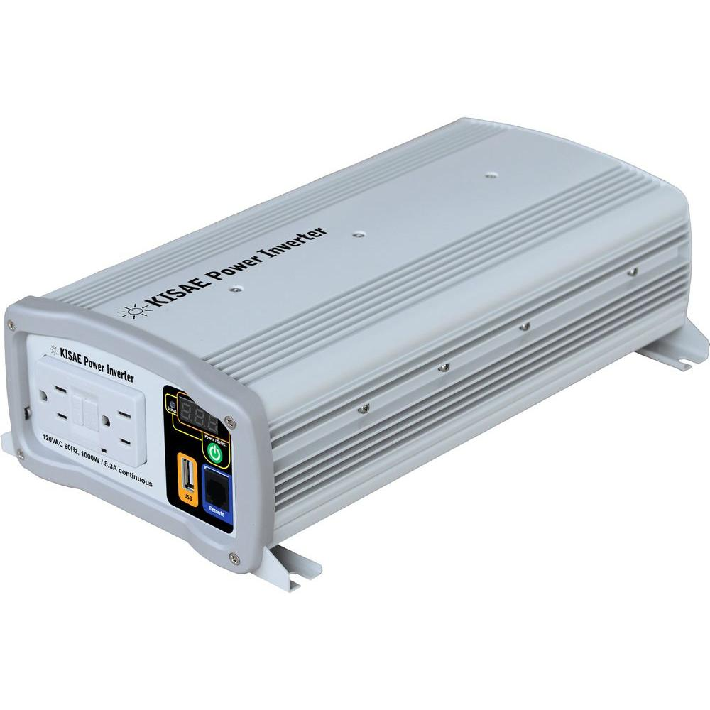 Kisae watt sine wave inverter sw the home depot