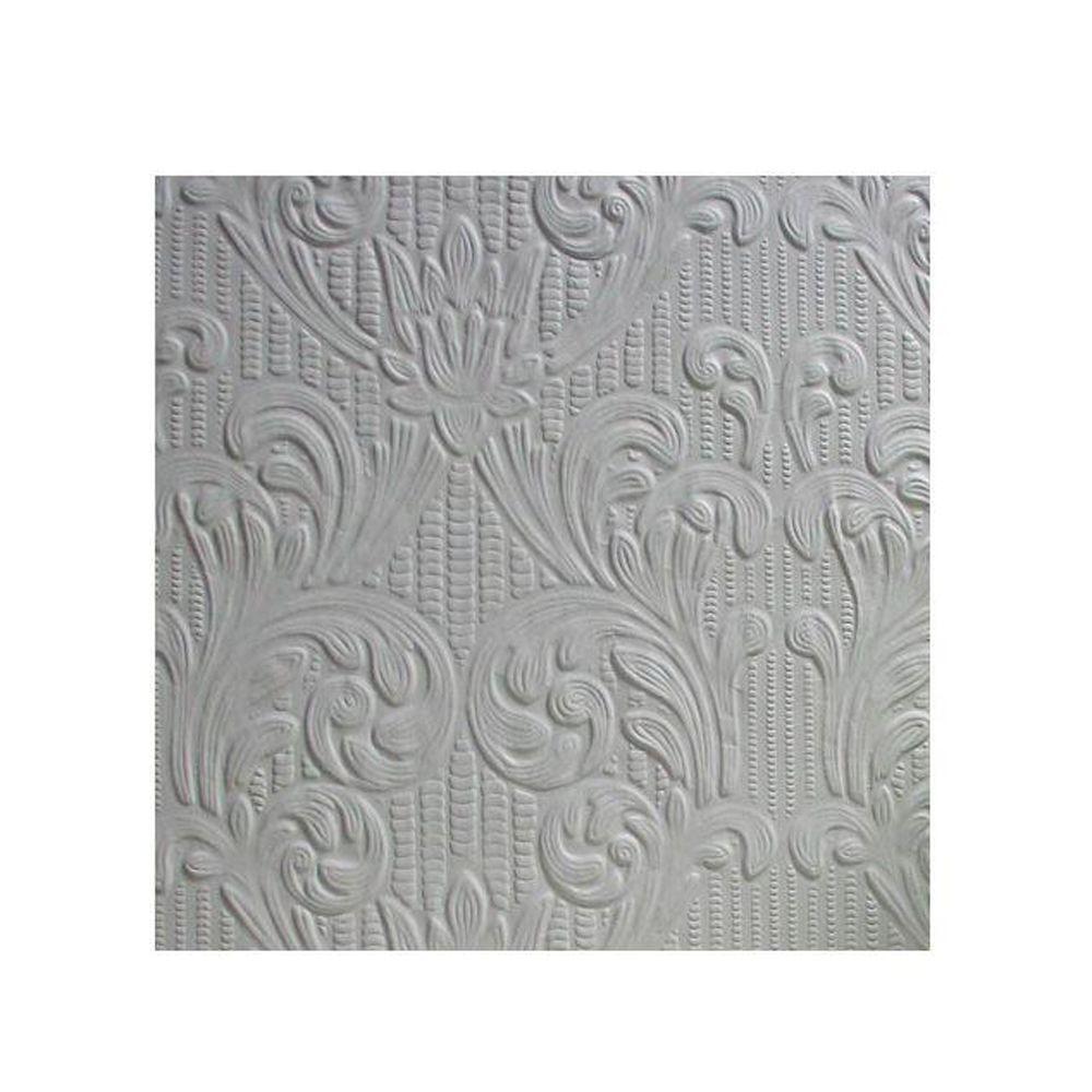 Charles Paintable Supaglypta Wallpaper Sample