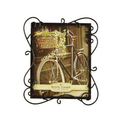 8 in. x 10 in. Austin Bronze Picture Frame