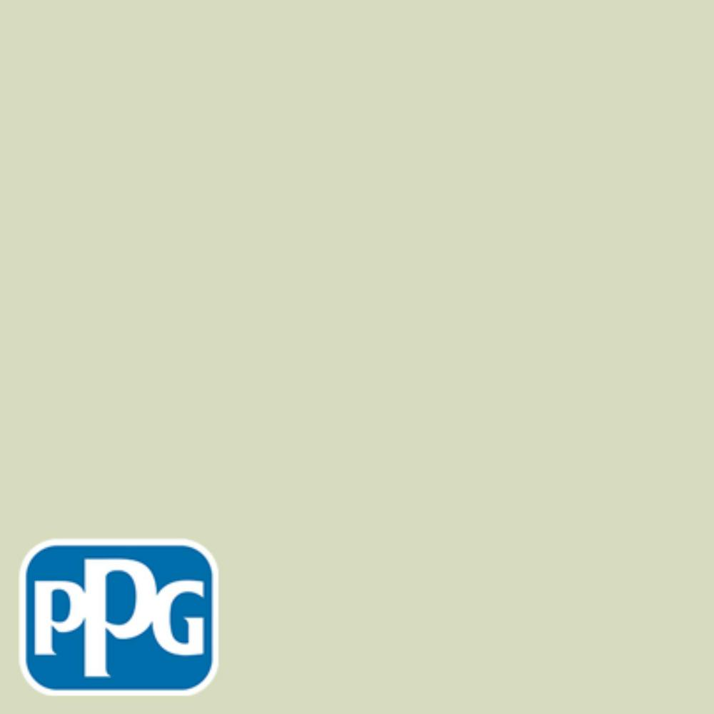 PPG TIMELESS 1 gal. #HDPPGG31D Green Magic Semi-Gloss Interior One-Coat Paint with Primer