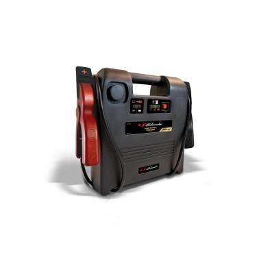 1100 Peak Amp Jump Starter Plus Portable Power
