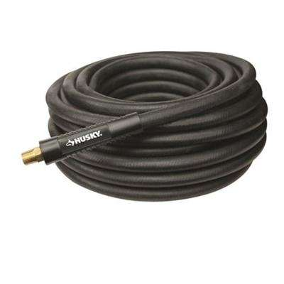 3/8 in. x 50 ft. Heavy-Duty Rubber Hose