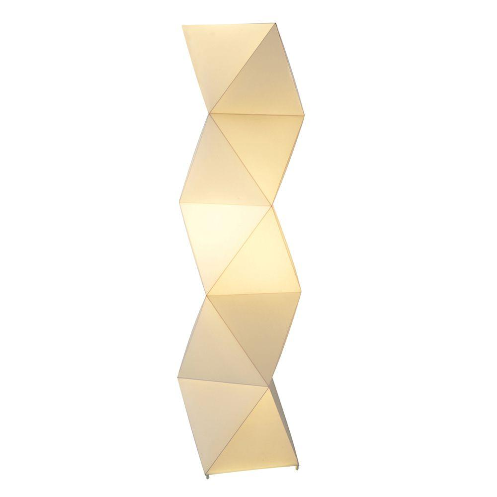 Adesso Icon 32.5 in. White Table Lamp-DISCONTINUED