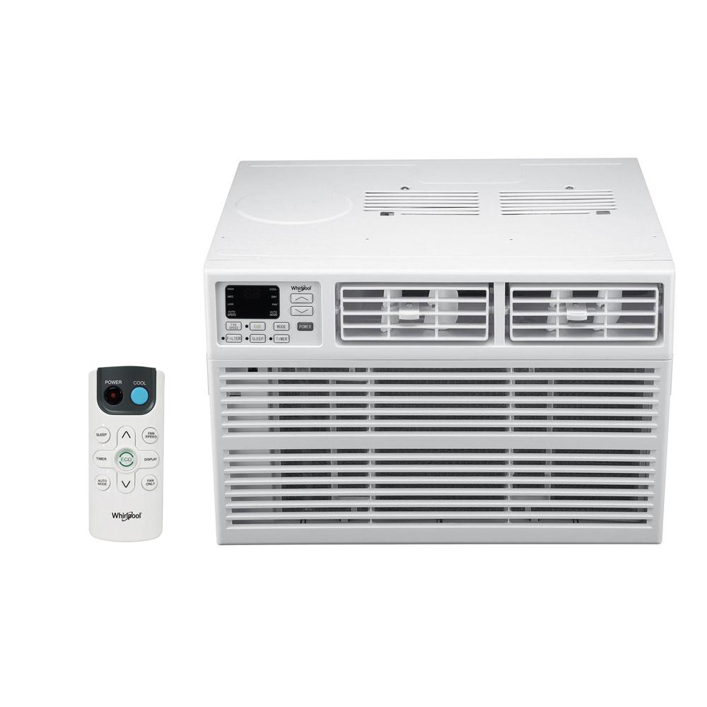ENERGY STAR 15,000 BTU 115-Volt Window Air Conditioner with Dehumidifier and