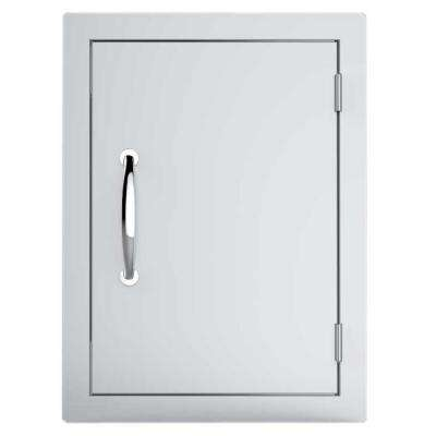 Classic Series 14 in. x 20 in. 304 Stainless Steel Vertical Access Door